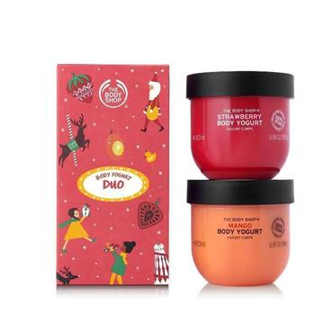 Strawberry & Mango Body Yogurt Set