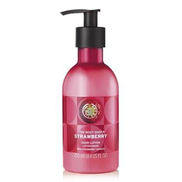BS STRAWBERRY HAND LOTION 250ML