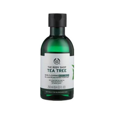 TEA TREE BODY WASH 250ML