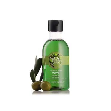 OLIVE SHOWER GEL 250ML