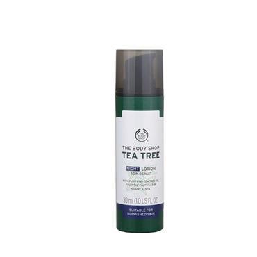 TEA TREE NIGHT LOTION 30ML