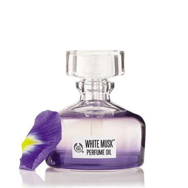 THE BS WHITE MUSK PERFUME OIL 20ML