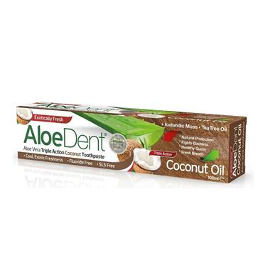 ALOE DENT COCONUT OIL TOOTHPASTE