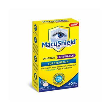 MACUSHIELD ORIGINAL CHEWABLE 30 DAY PACK