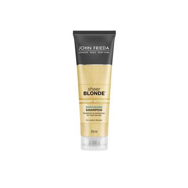 SHEER BLONDE SHAMPOO HIGHLIGHT