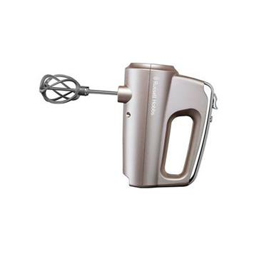 RUSSELL HOBBS SWIRL HAND MIXER IN SMOKY QUARTZ