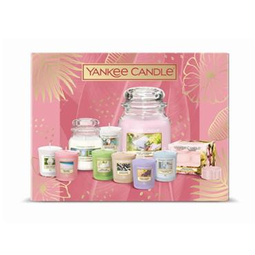 YANKEE CANDLE SUMMER COLLECTION