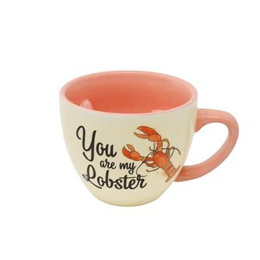 FRIENDS YOU ARE MY LOBSTER HIDDEN FEATURE MUG
