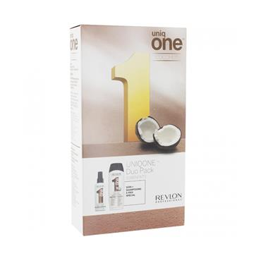 REVLON UNIQ ONE DUO PACK COCONUT