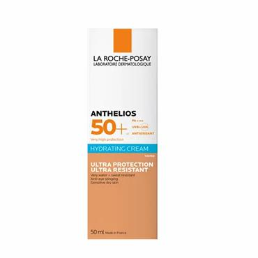 ANTHELIOS HYDRATING CREAM 50+ TINTED
