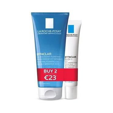 EFFACLAR 2 FOR €23 GEL & DUO+