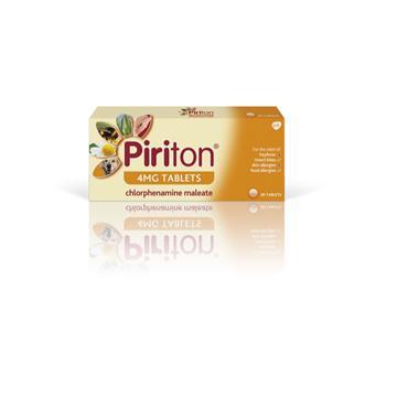 PIRITON 4MG X30S