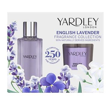 YARDLEY ENGLISH LAVANDER fragrance collection