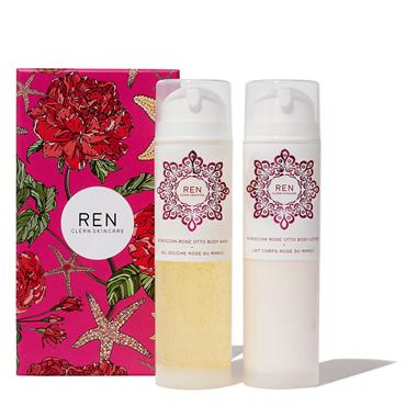MOROCCAN ROSE DUO SET