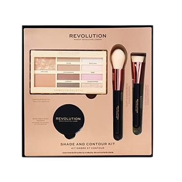 MAKE UP REVOLUTIONS SHADE AND CONTOUR KIT