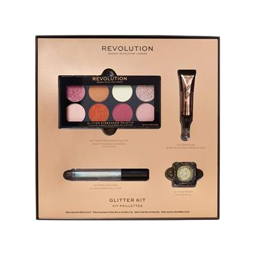 MAKE UP REVOLUTIONS GLITTER KIT