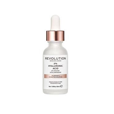 REVOLUTION 2% HYLURONIC ACID SERUM