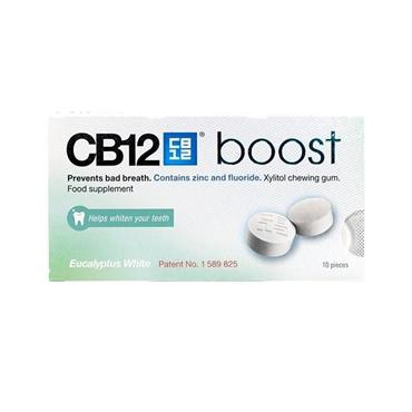 CB12 BOOST GUM EUCALYPTUS WHITE