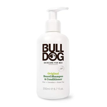 BULL DOG BEARD SHAMPOO AND COND