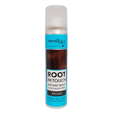 DERMA V10 ROOT RETOUCH BROWN
