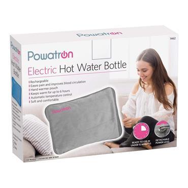 POWATRON ELECTRIC HOT WATER BOTTLE