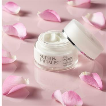 SUPER FACIALIST ROSEHIP HYDRATE NIGHT CREAM