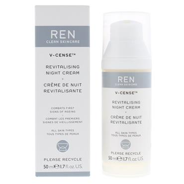 V CENCE REVITALISING NIGHT CREAM