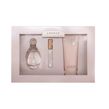 SARAH JESSICA PARKER LOVELY 100ML GIFT SET