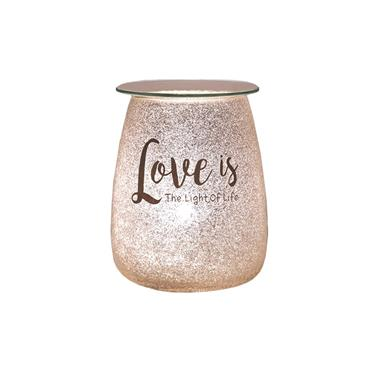 AROMA LAMP GLITTER LOVE