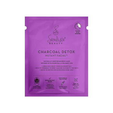 SEOLISTA BEAUTY CHARCOAL DETOX MASK