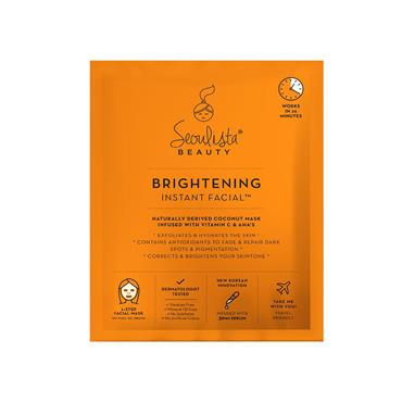 SEOULISTA BEAUTY BRIGHTENING  MASK
