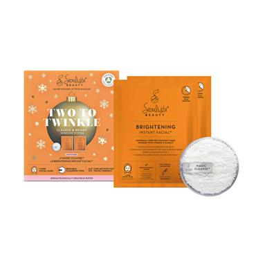 SEOULISTA BEAUTY TWO TO TWINKLE CLEANSE & BRIGHTEN
