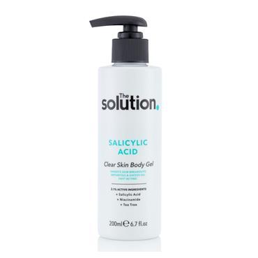 SALICYLIC ACID CLEAR SKIN  BODY GEL