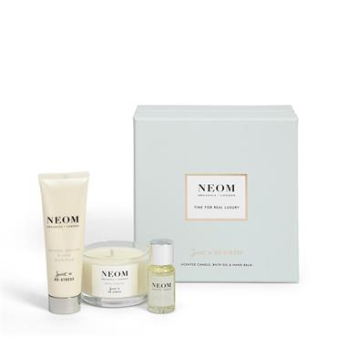 NEOM TIME FOR REAL LUXURY