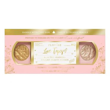 P LOUISE LOVE TAPES PALETTE