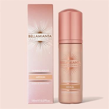 BELLAMIANTA DARK RAPID MOUSSE