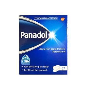 PANADOL TABLETS X24