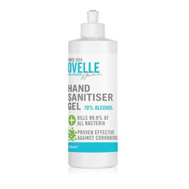 OVELLE PROTECTIVE HAND GEL 100ML