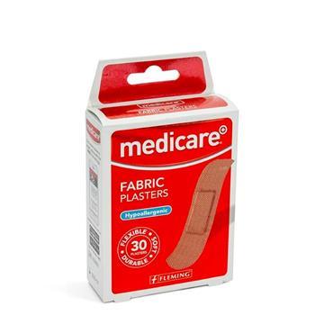 MEDICARE FABRIC PLASTERS 30
