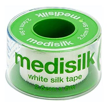MEDISILK TAPE 2.5CM X 5M