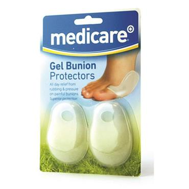 GEL BUNION PROTECTORS (PAIR)