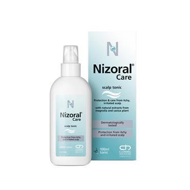NIZORAL CARE SCALP TONIC 100ML