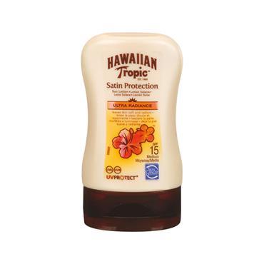 HAWAIIAN TROPIC SATIN PROTECTION ULTRA RADIANCE SPF 15 100ML
