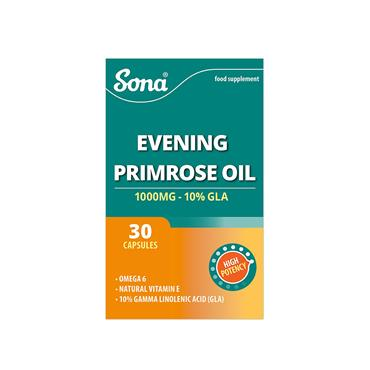 SUPER EVENING PRIMROSE OIL 1000MG 30'S