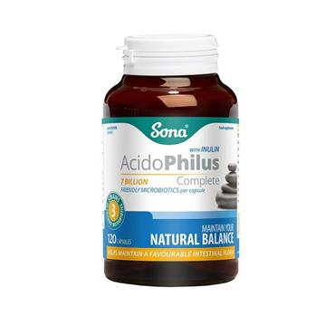 ACIDOPHILUS COMPLETE 120'S