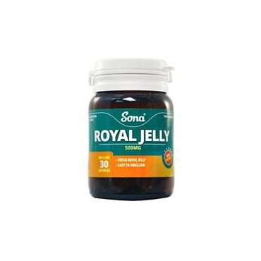 ROYAL JELLY 500MG 30S