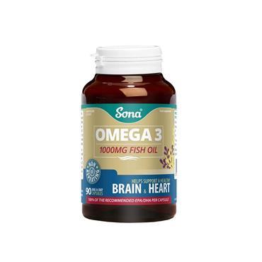 OMERGAN - OMEGA 3-6-9 90'S