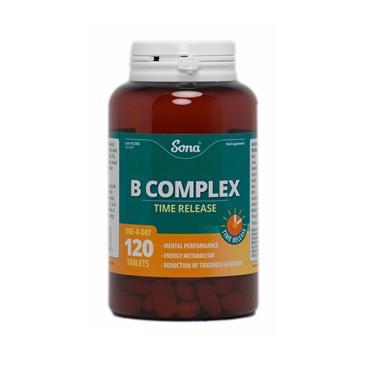 B COMPLEX 120'S