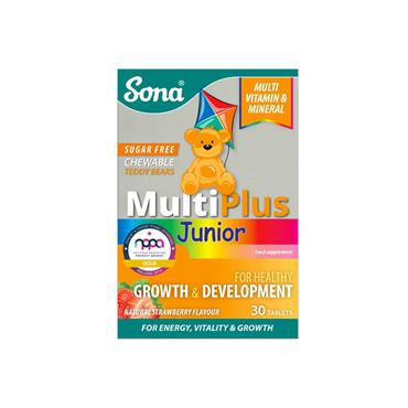 MULTIPLUS JUNIOR CHEWABLE 30S