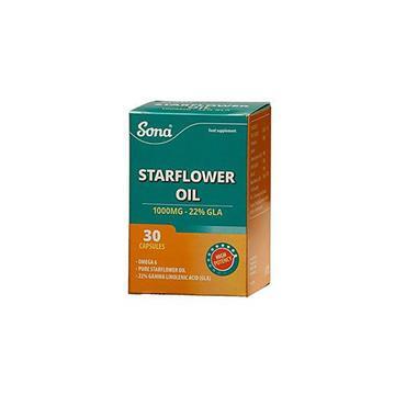 STARFLOWER OIL 1000MG 30'S